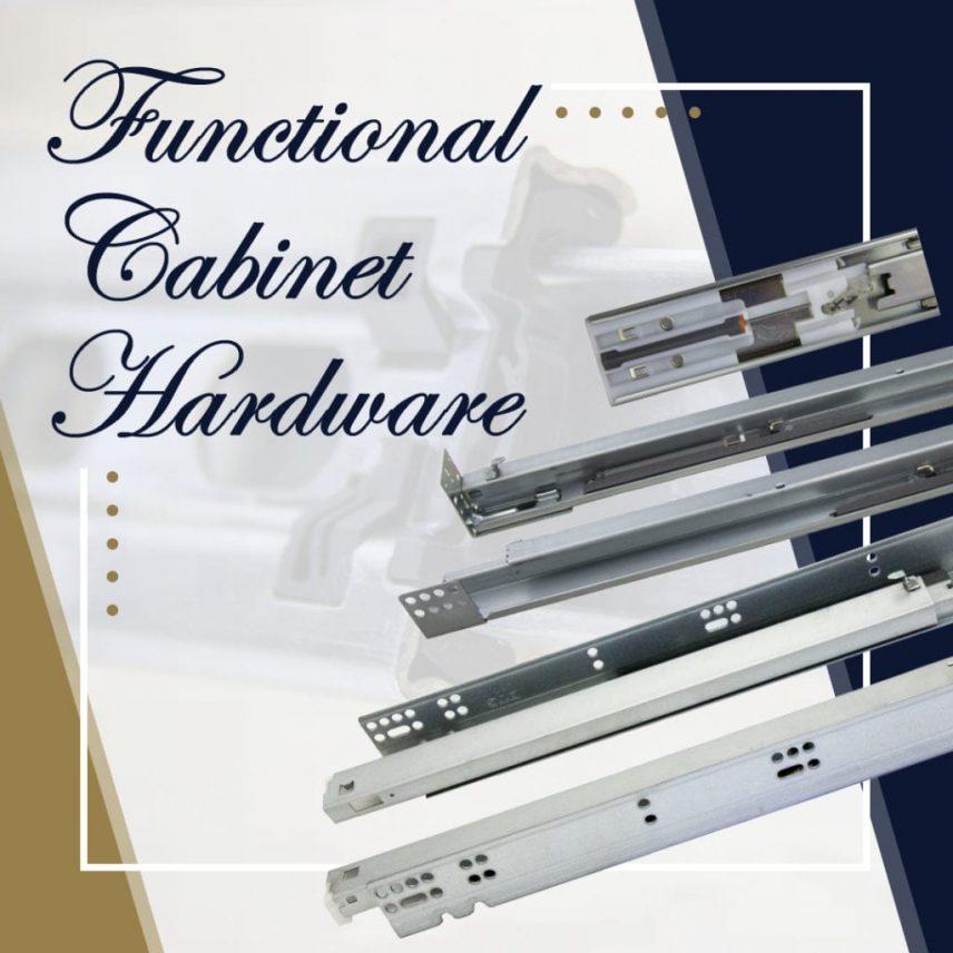 Functional Cabinet Hardware