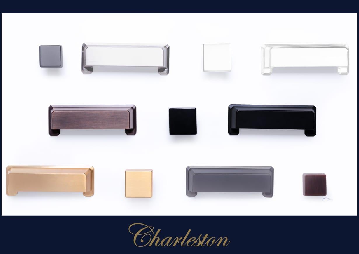 Charleston Collection - Pride Decor