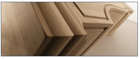 Architectural Wood on Pride Decor
